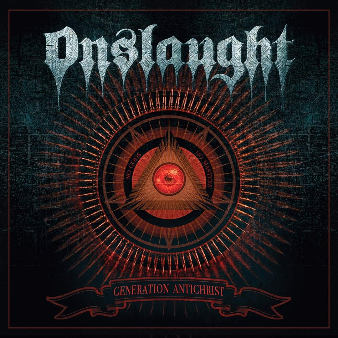 Onslaught - Generation Antichrist (Japan Edition)