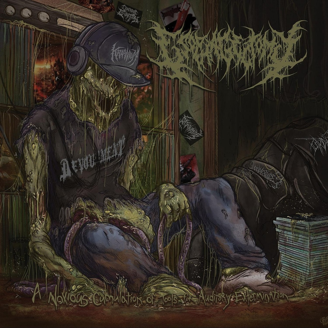 Esophagectomy - A Noxious Cumulation Of Tools For Auditory Extermination [EP]